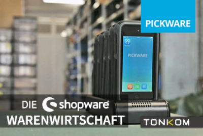 TONKOM ist Pickware Partner Agentur